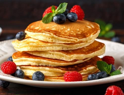 Malt Pancake Recipe