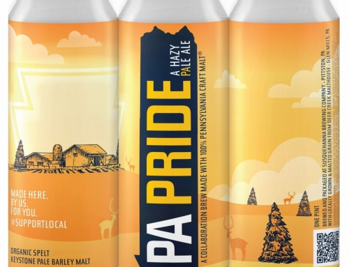 PA Pride Collaboration Brew