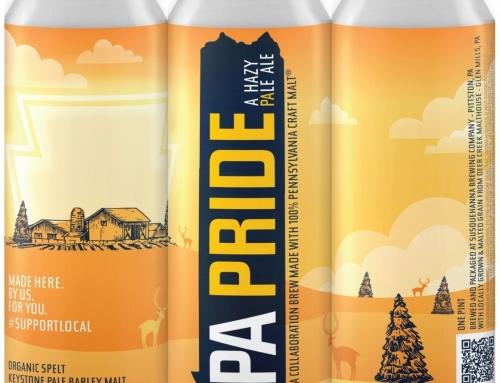 PA Pride Collaboration Brew