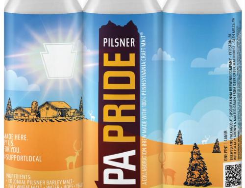 PA Pride 2.0 Collaboration Brew