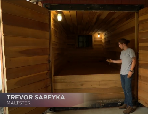 Deer Creek Malthouse featured in WHYY's Movers & Makers: The Grain Chain!