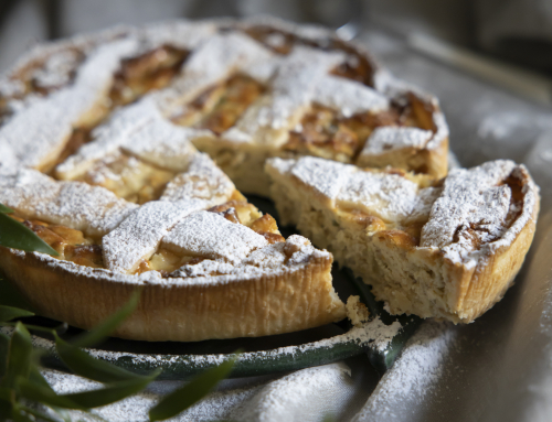 Malty Easter Pastiera