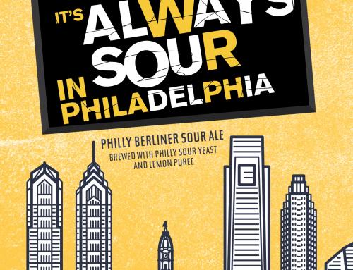 It's Always Sour in Philadelphia Released!