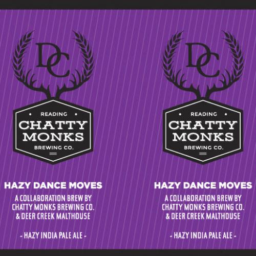 Hazy Dance Moves Label